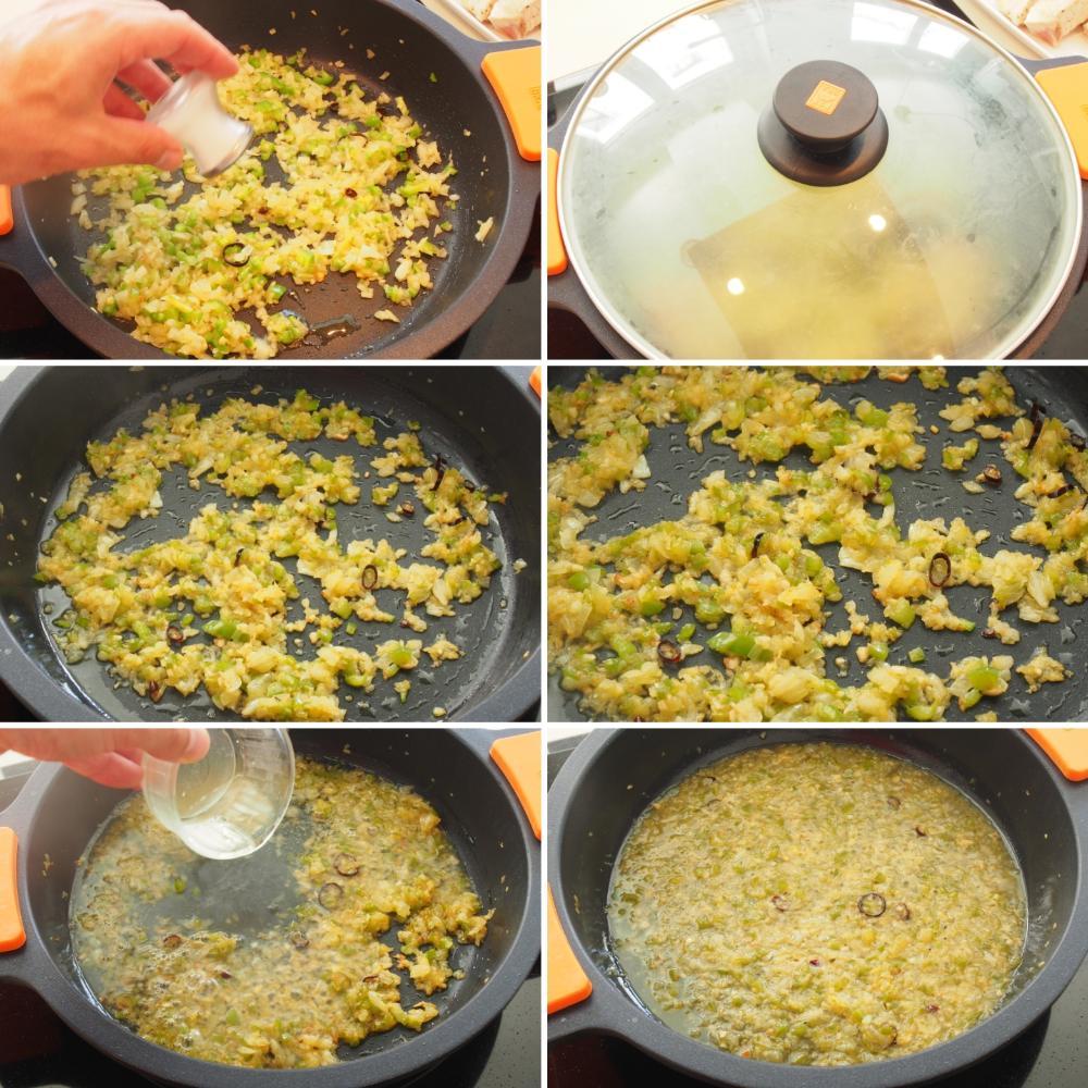 Bonito en salsa de tomate - Paso 4