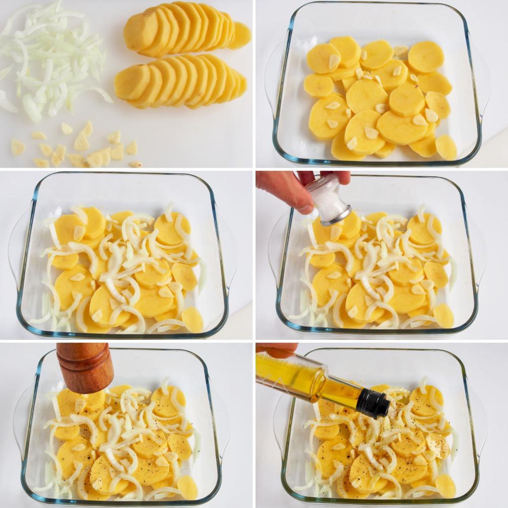 Patatas panadera - Paso 1