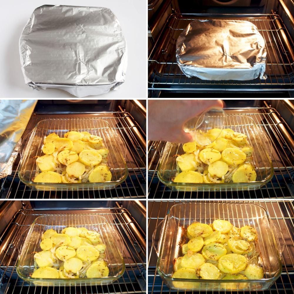 Patatas panadera - Paso 3