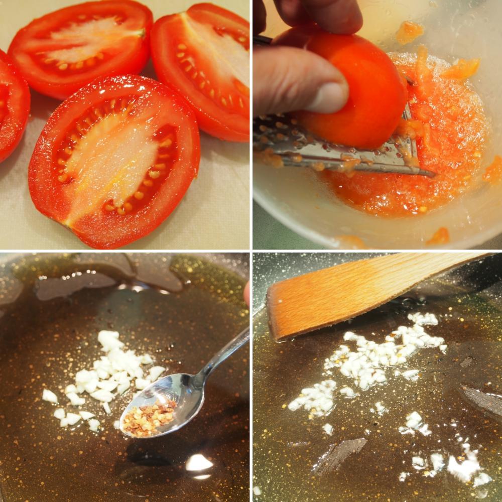 Spaghetti alle vongole - Paso 4