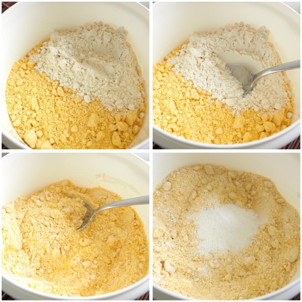 Torta de millo de Guitiriz - Paso 1
