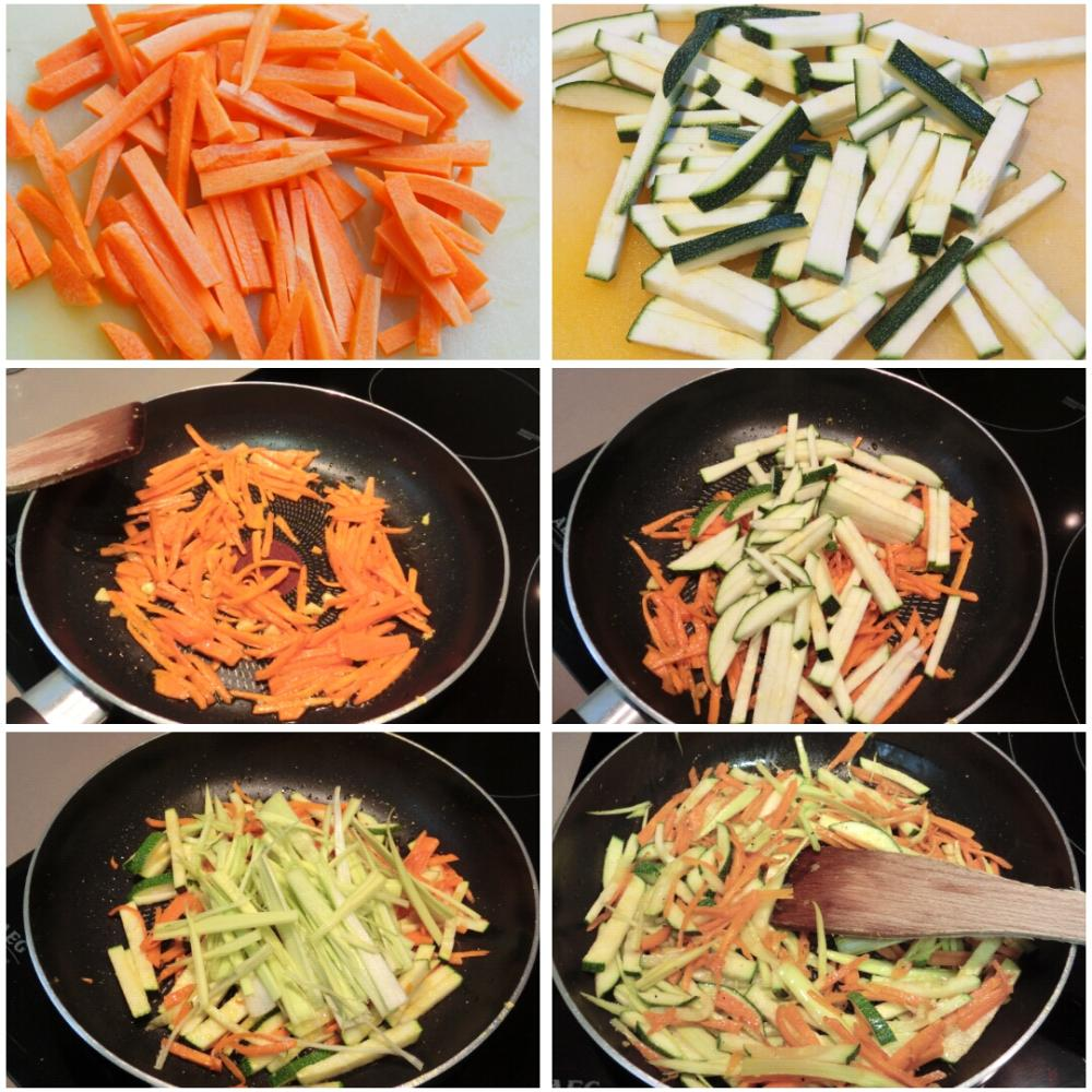 Salmón al horno con patatas asadas - Paso 4