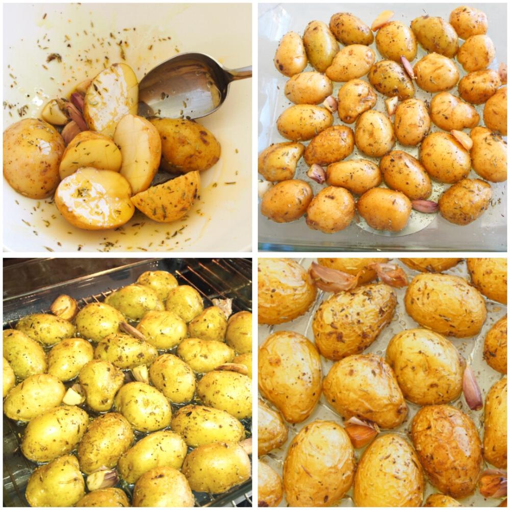 Patatas con especias al horno - Paso 3