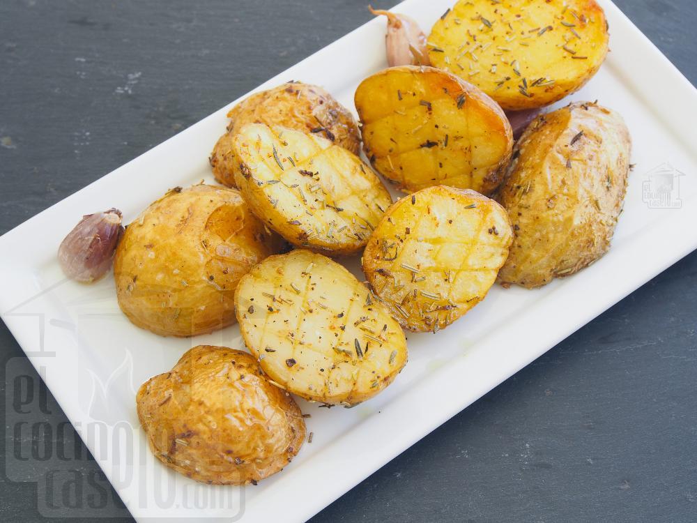 Patatas con especias al horno - Paso 4