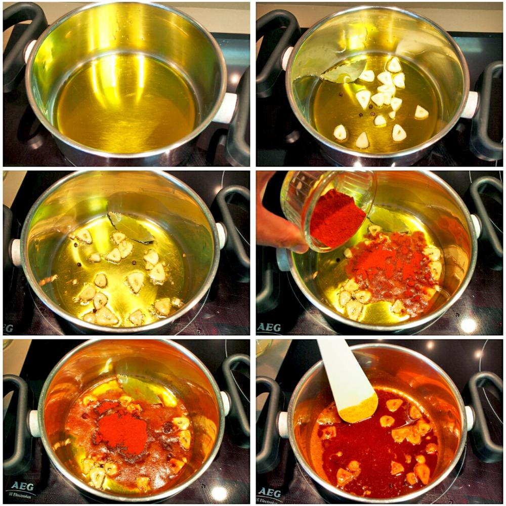 Cómo hacer mejillones en escabeche - Paso 3