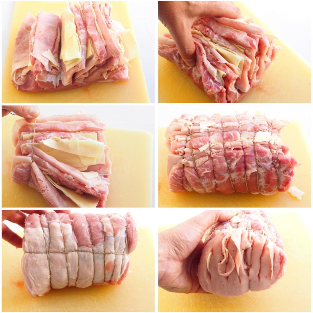 Lomo asado con patatas - Paso 3