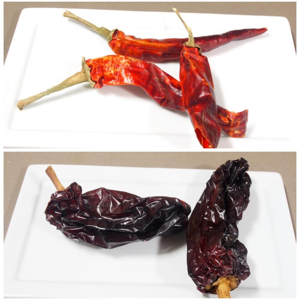 Tacos al pastor  - Paso 1