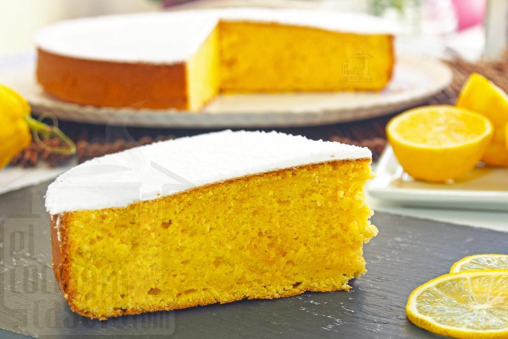 Bizcocho de limón - Paso 7