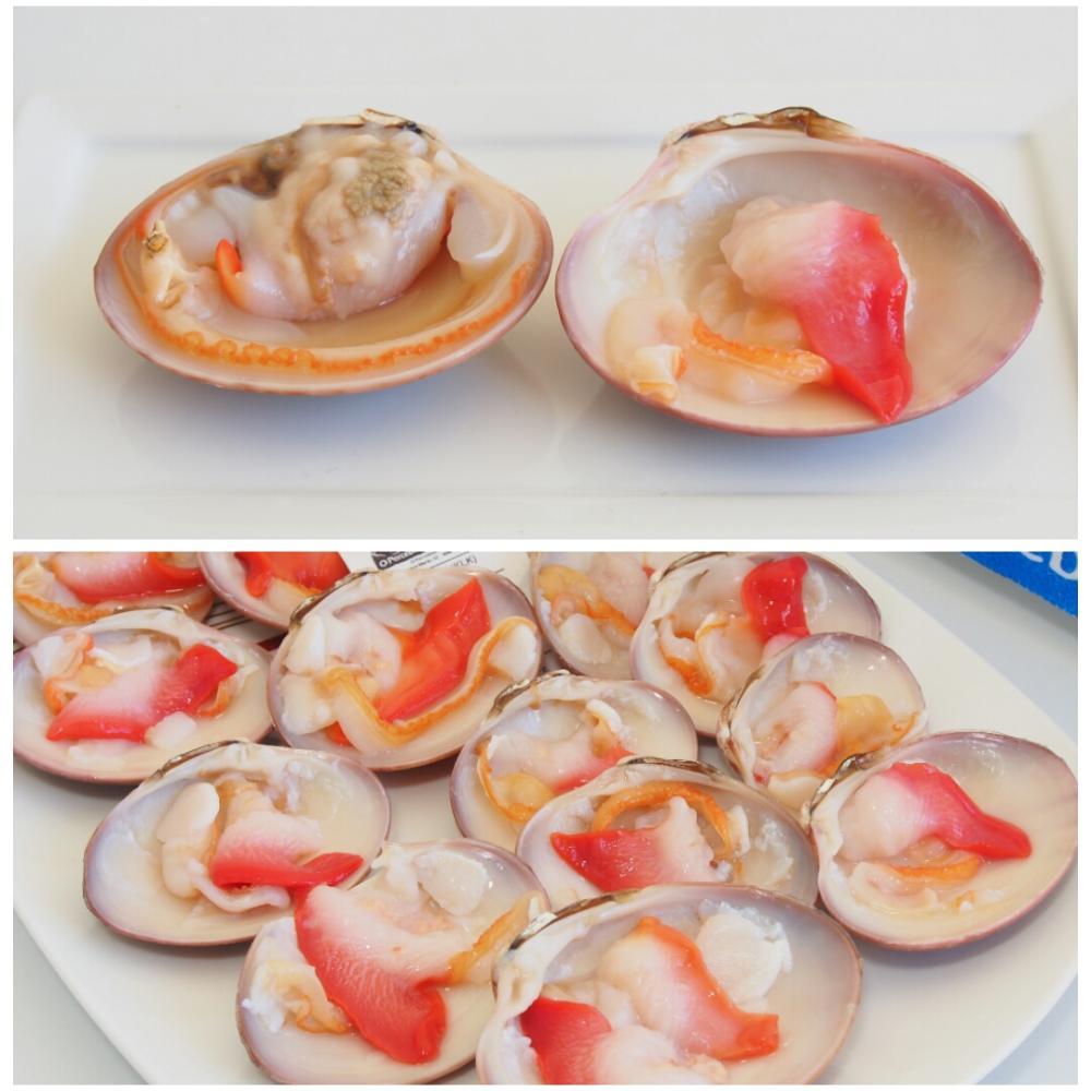 C mo limpiar ameix n o concha fina el cocinero casero for Como cocinar conchas finas