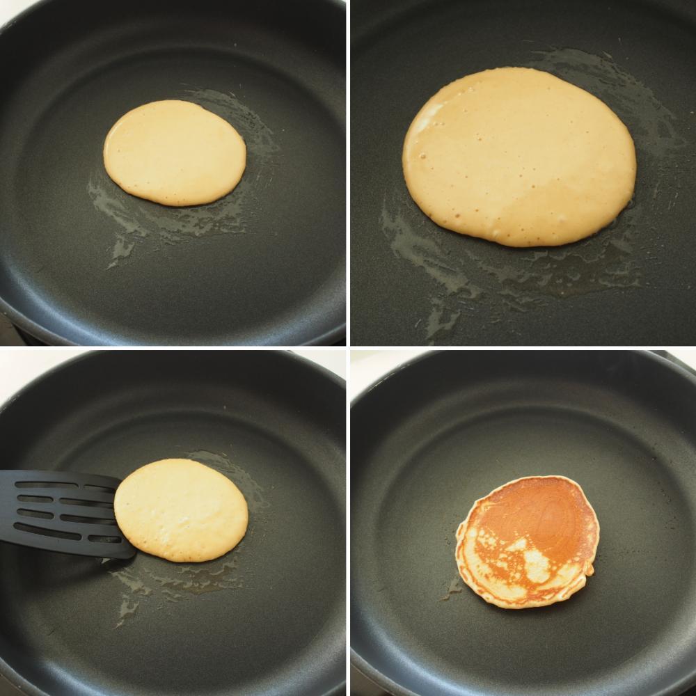 Tortitas - Paso 4