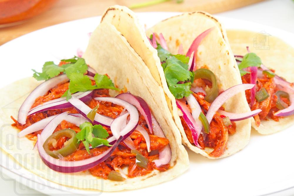 Tacos de Cochinita Pibil - Paso 4