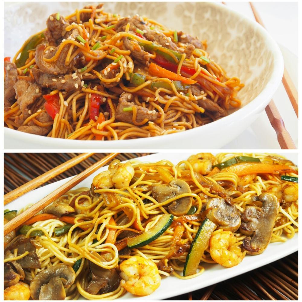 Cómo cocer noodles - Paso 4