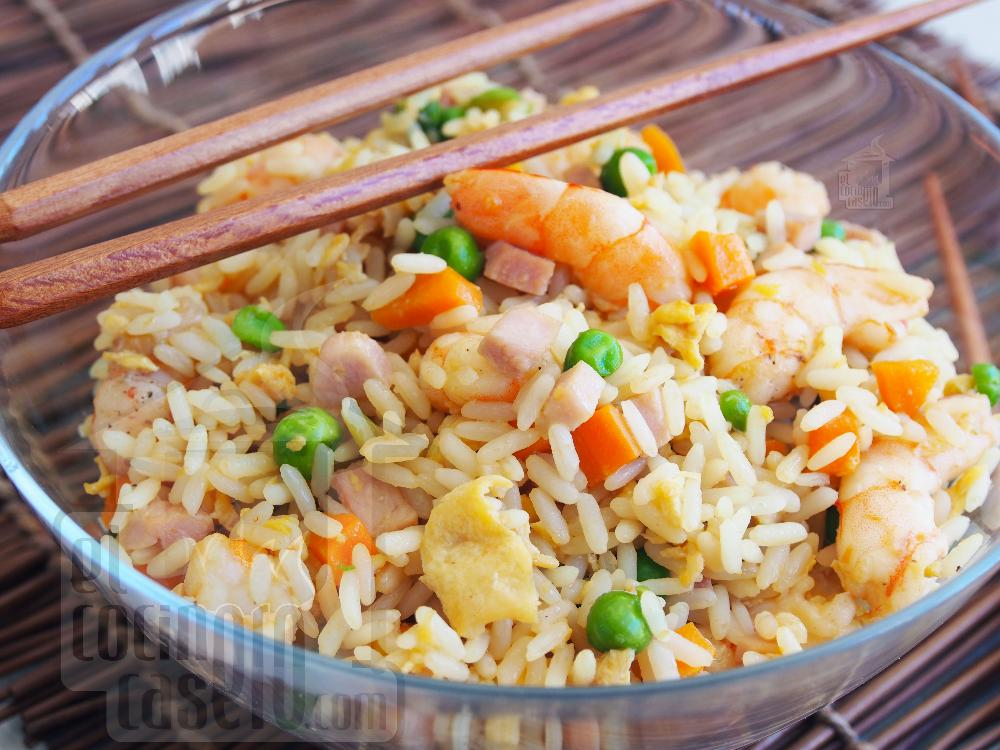 Arroz frito tres delicias el cocinero casero arroces for Cocinar arroz 3 delicias