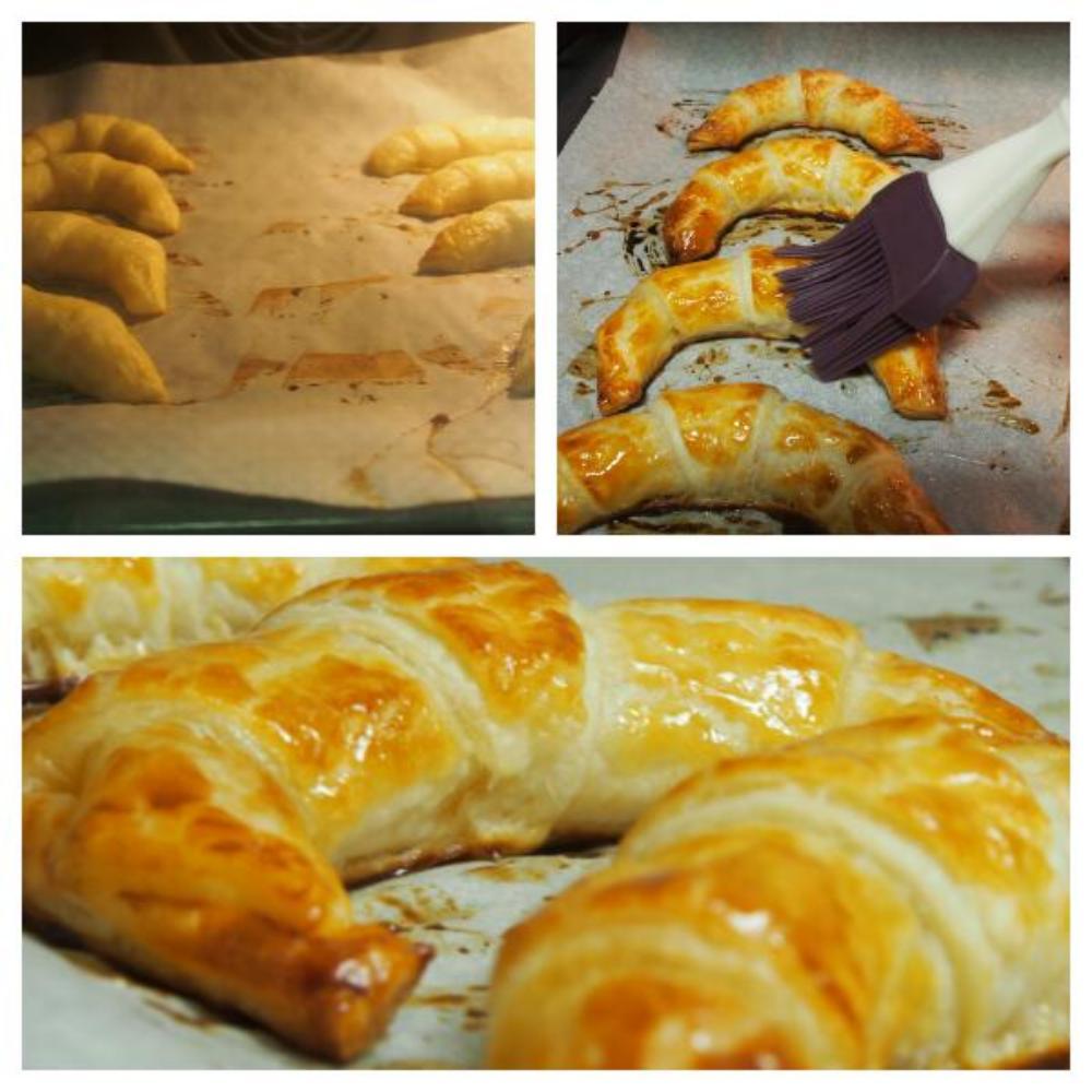 Mini croissants rápidos - Paso 5