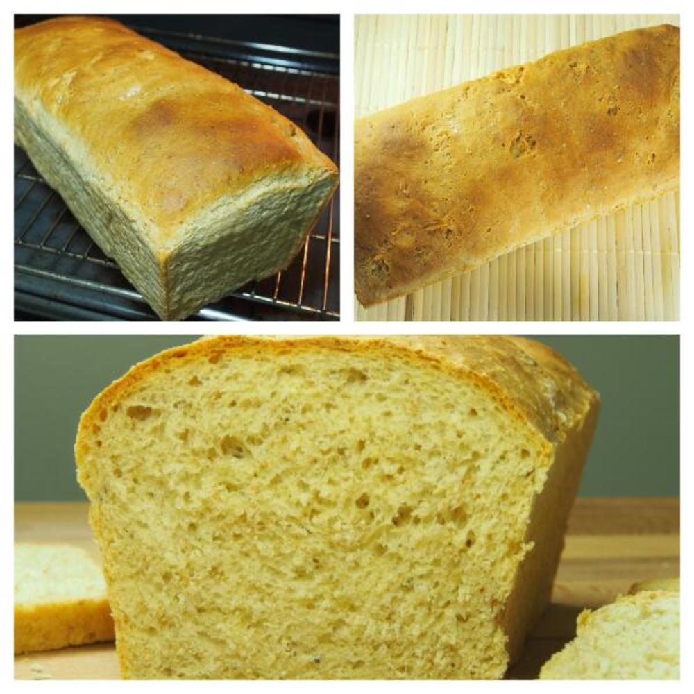 Pan de molde casero - Paso 6