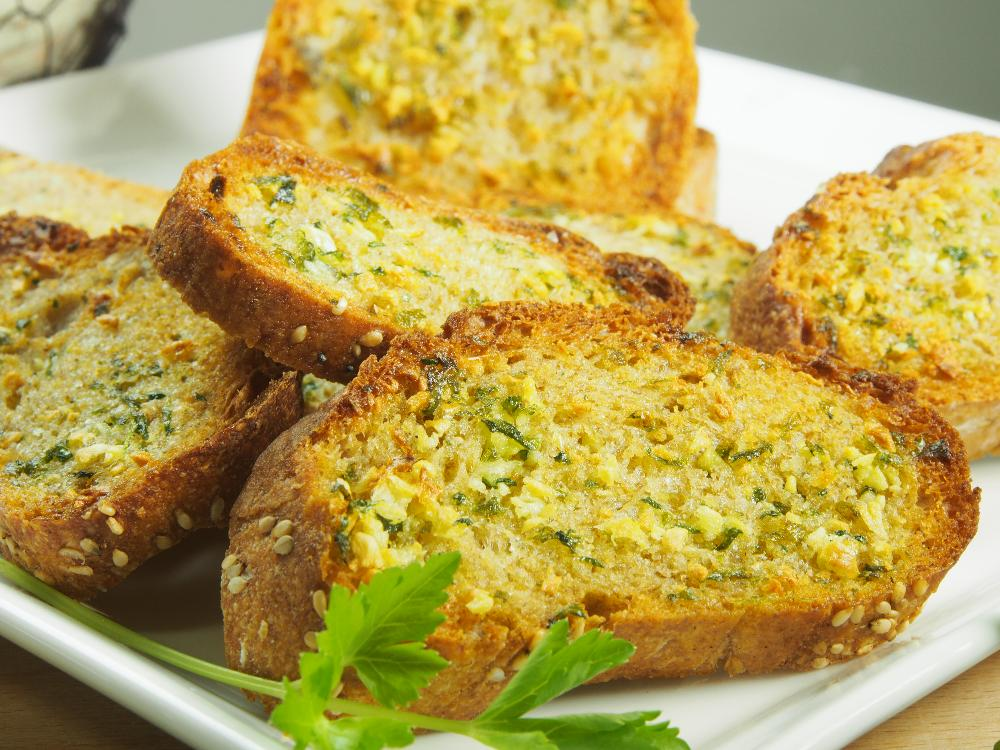 Pan de ajo - Paso 3