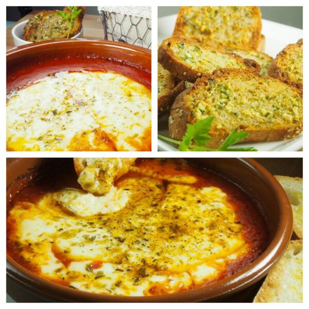 Cazuela de tetilla al horno con tomate y orégano - Paso 3