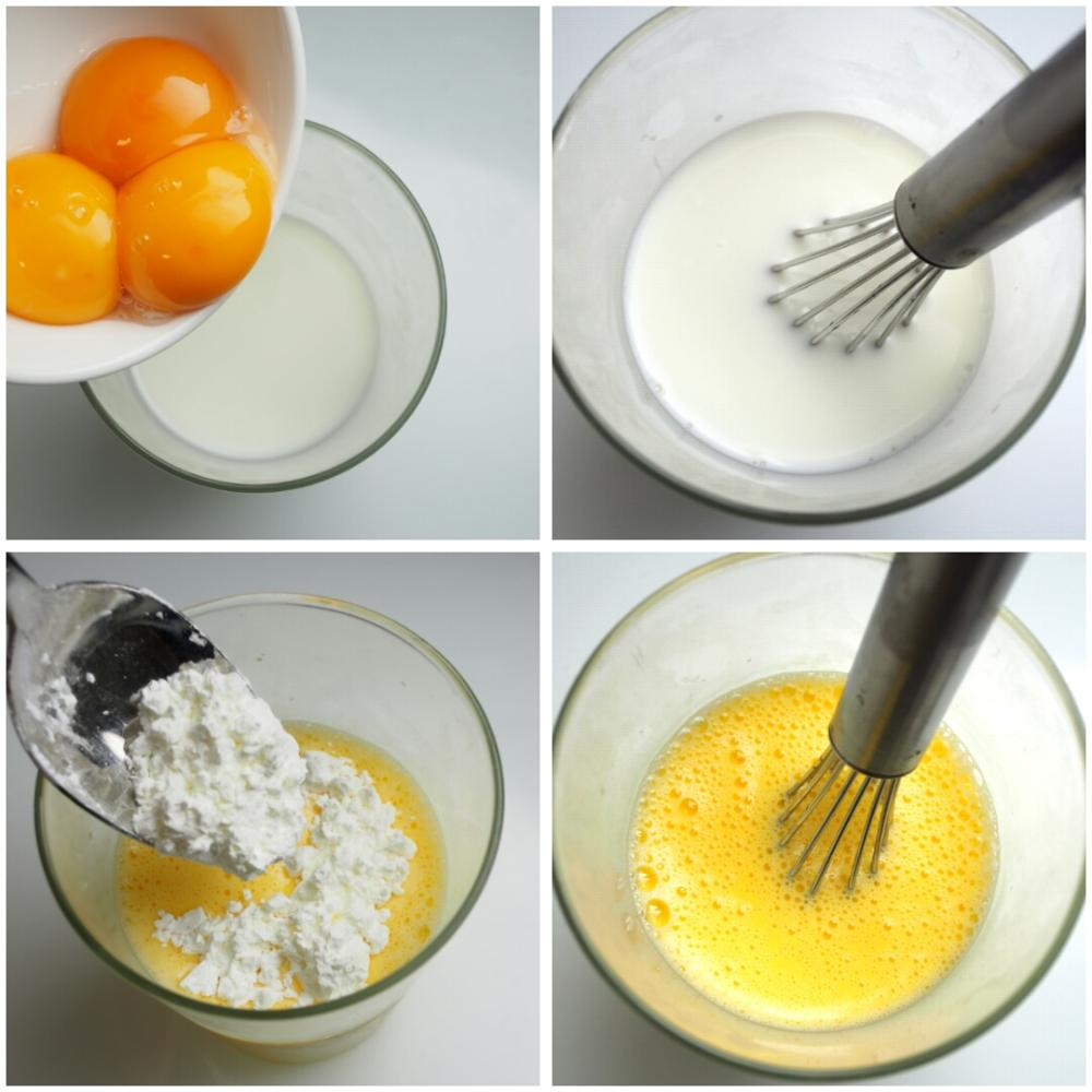 Crema pastelera el cocinero casero bsicos y algo ms crema pastelera paso 2 altavistaventures Choice Image