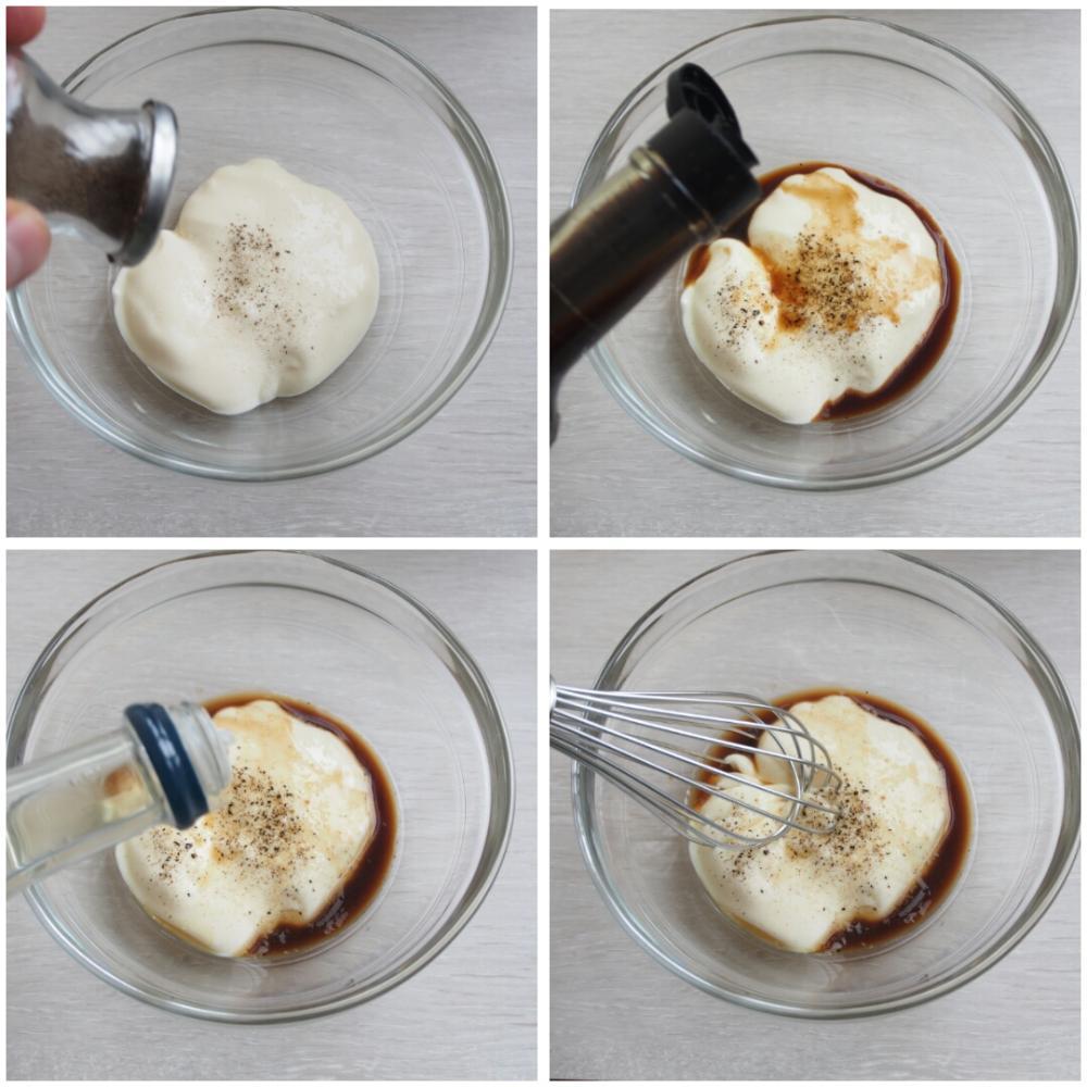 Salsa creamy deluxe - Paso 1
