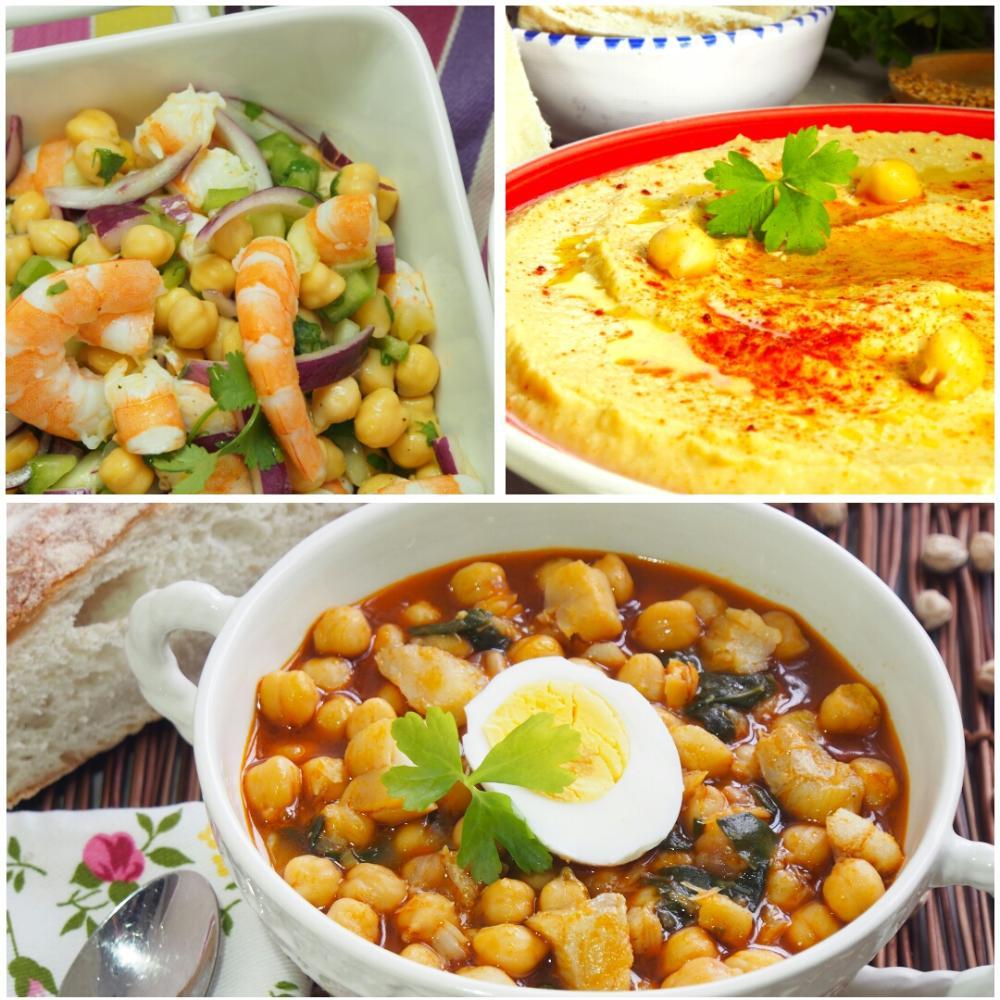 Genial cocinar garbanzos cocidos im genes como congelar for Cocinar garbanzos con chorizo