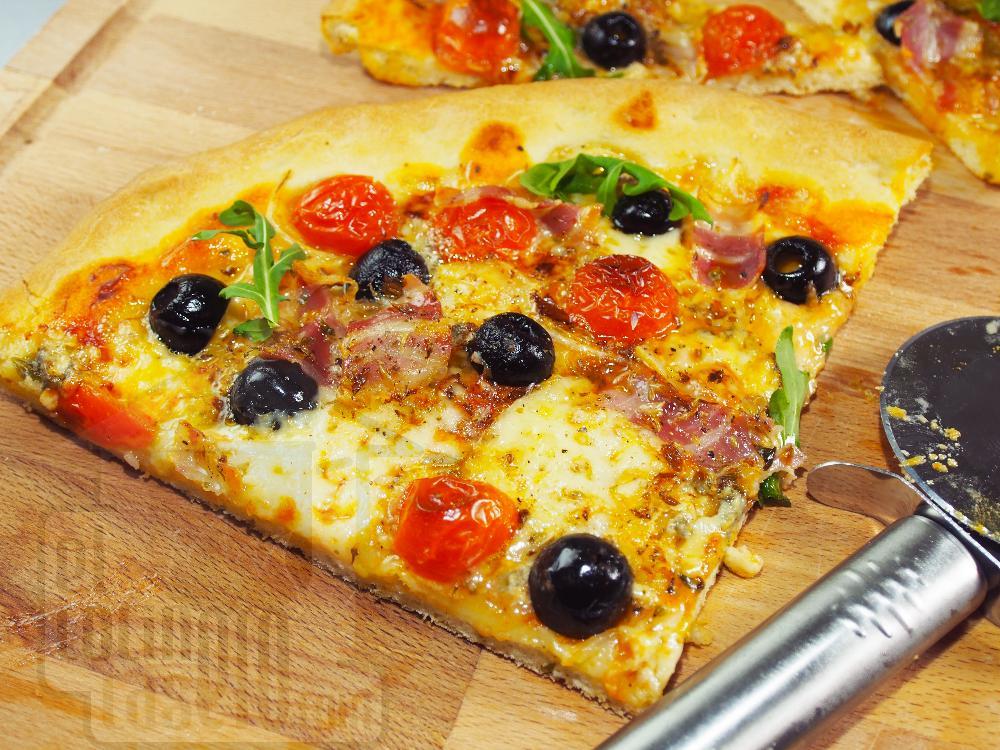 Pizza rústica  - Paso 4