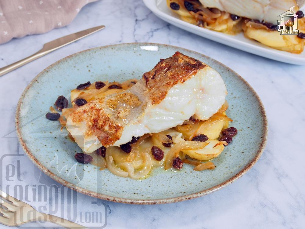 Bacalao Al Horno Con Patatas Panadera El Cocinero Casero Pescados