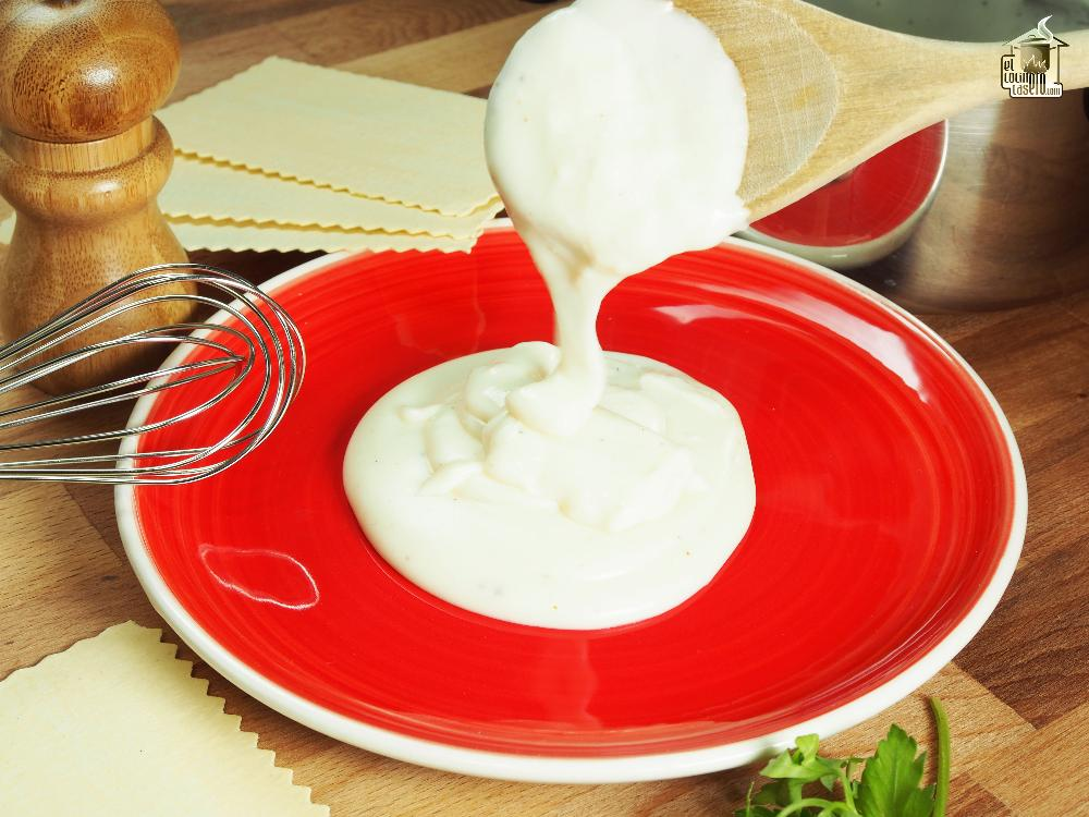 Hacer salsa bechamel para croquetas