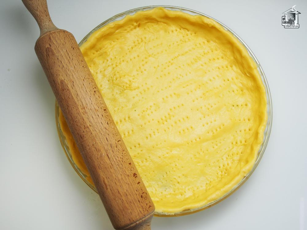 Masa quebrada o Pasta brisa