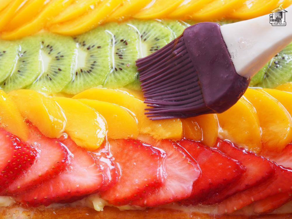 Brillo para tartas y pasteles
