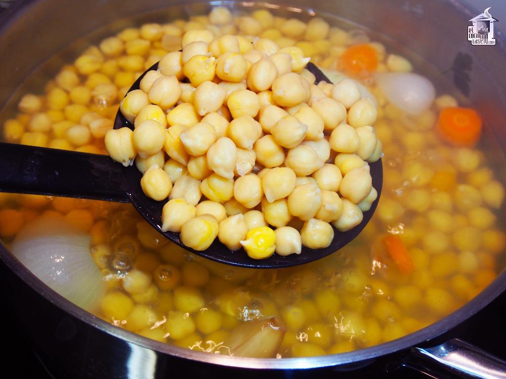 Cocinar Cocido | Como Cocer Garbanzos El Cocinero Casero Basicos Y Algo Mas