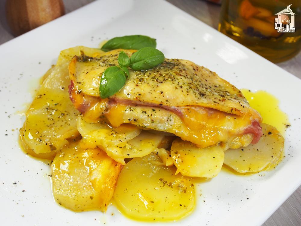 receta filetitos de pollo al horno