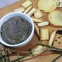 Tapenade de olivas negras