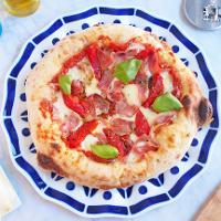 """Pizza """"a la gallega"""""""