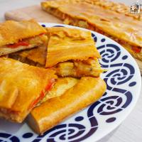 Empanada de zamburiñas