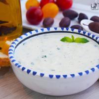 Tzatziki griego de yogur
