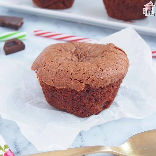 Coulant de chocolate (receta rápida)