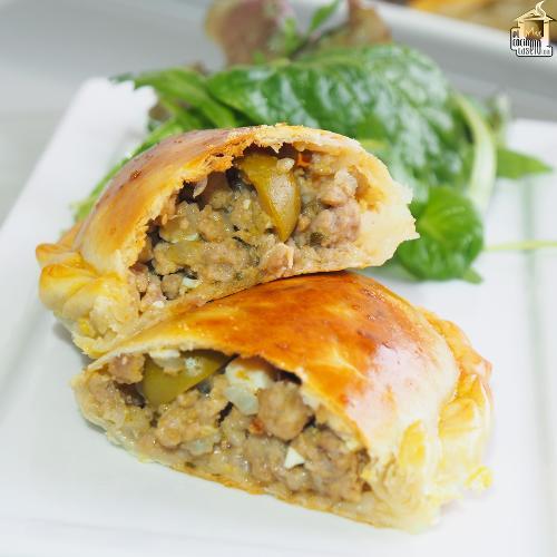 Empanadillas argentinas de carne