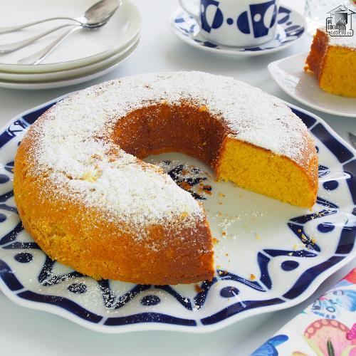 Torta de millo de Guitiriz