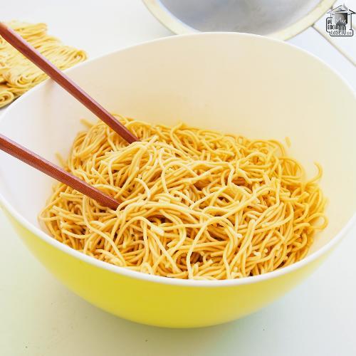 Cómo cocer noodles